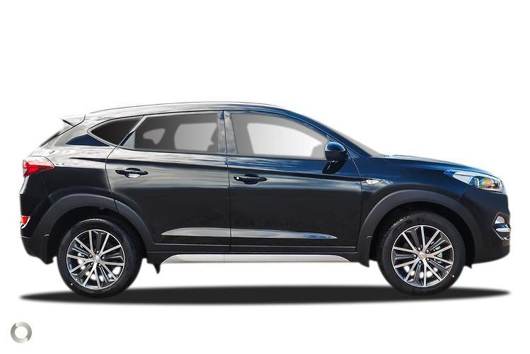 2016 Hyundai Tucson Elite Auto 2WD MY17