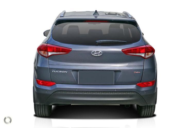 2015 Hyundai Tucson Elite Auto AWD