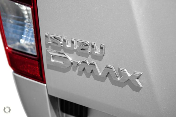 2015 Isuzu D-MAX SX High Ride Auto 4x2 MY15