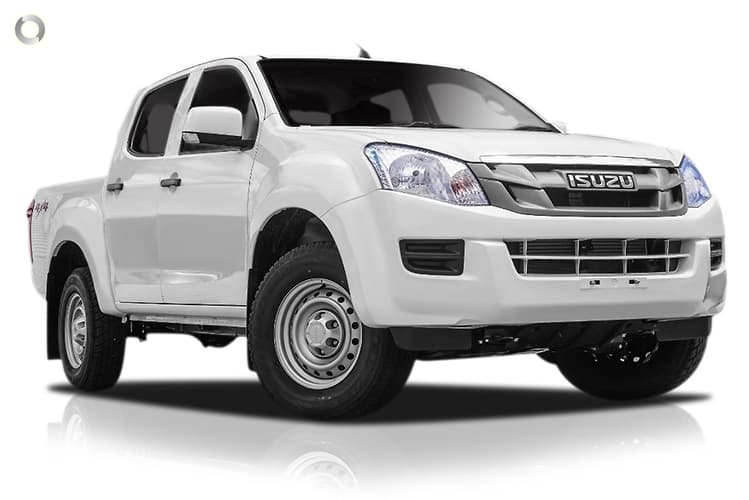 2014 Isuzu D-MAX (No Series) SX MY15