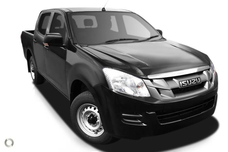 2016 Isuzu D-MAX (No Series) SX MY15 4x2
