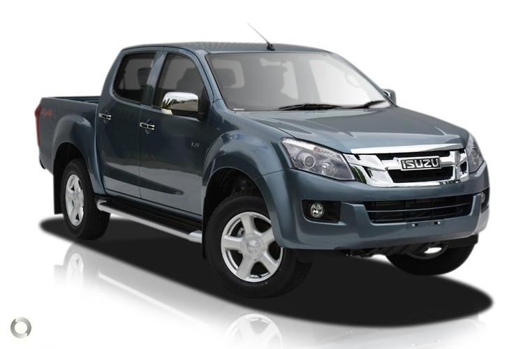 2014 Isuzu D-MAX (No Series) LS-U High Ride MY15 4x2
