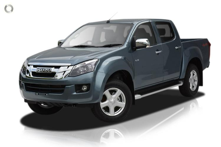 2014 Isuzu D-MAX LS-U High Ride Manual 4x2 MY15