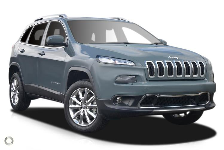 2015 Jeep Cherokee KL Limited MY15 Sports Automatic