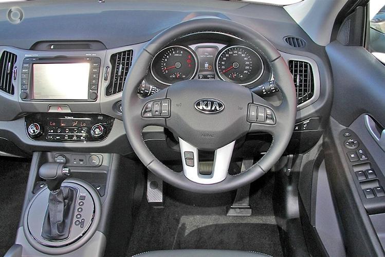 2015 Kia Sportage Platinum Auto AWD MY15