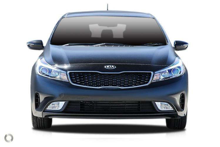 2016 Kia Cerato YD S MY17 Sports Automatic