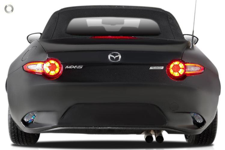 2015 Mazda MX-5 GT ND Manual
