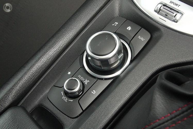 2016 Mazda MX-5 ND Auto