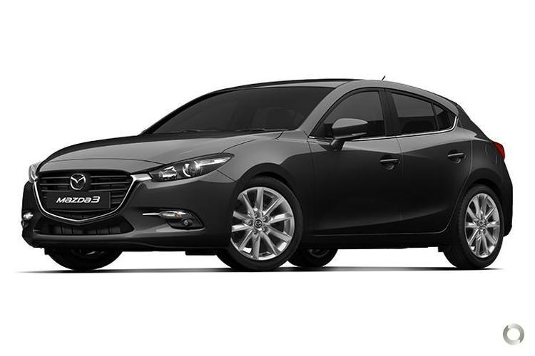 2019 Mazda 3 BN Series SP25 SKYACTIV-MT (Aug. 2018)