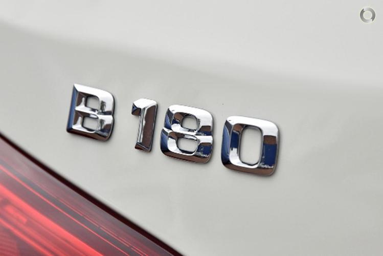 2015 Mercedes-Benz B-Class B180 Auto