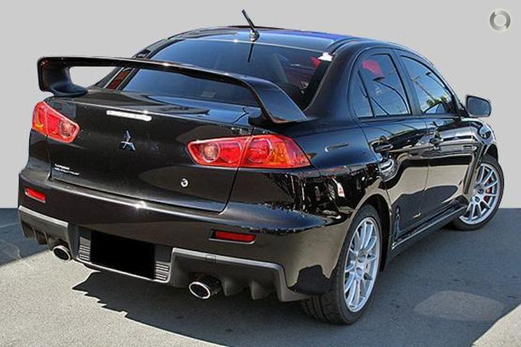 2008 Mitsubishi Lancer Evolution CJ Manual 4WD MY09