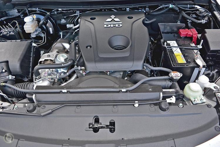 2015 Mitsubishi Triton GLX MQ Auto 4x4 MY16 Double Cab