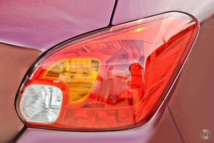 2017 Mitsubishi Mirage ES LA Auto MY18