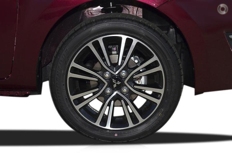 2017 Mitsubishi Mirage LS LA Auto MY18