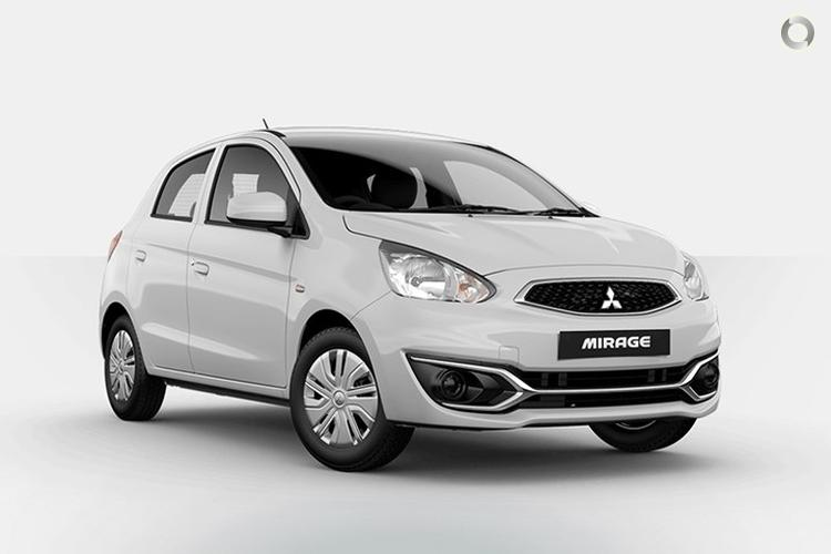 2017 Mitsubishi Mirage ES LA Manual MY17