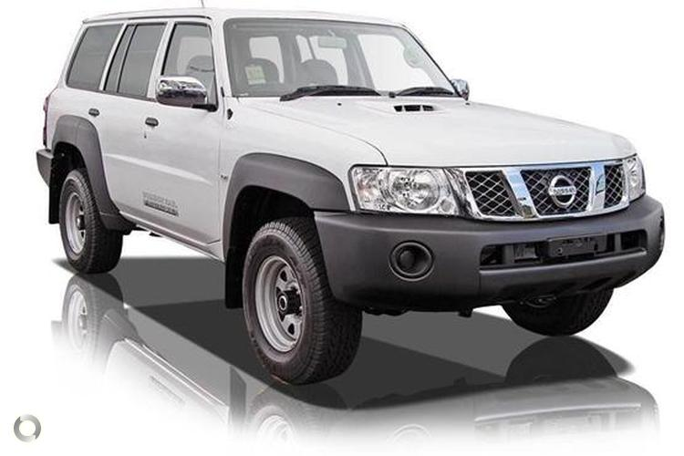 2013 Nissan Patrol Y61 DX (Feb. 2012)