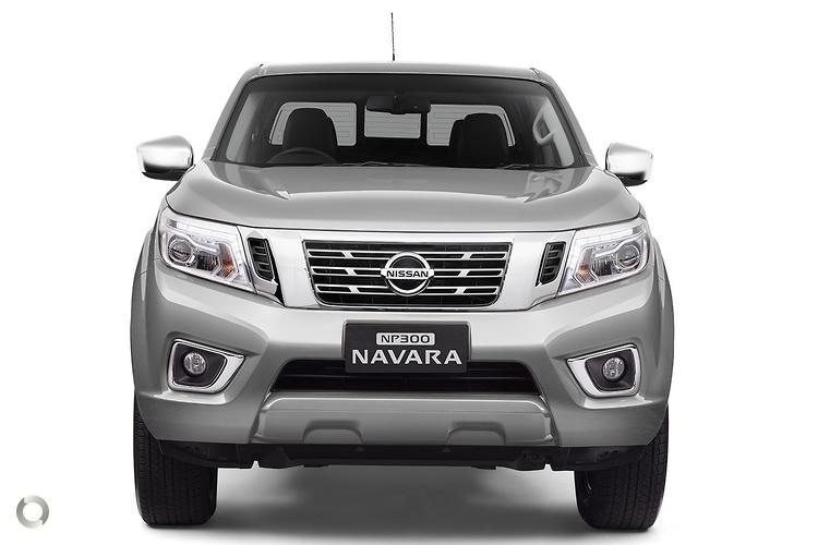 2015 Nissan Navara ST D23 Manual 4x2 Dual Cab