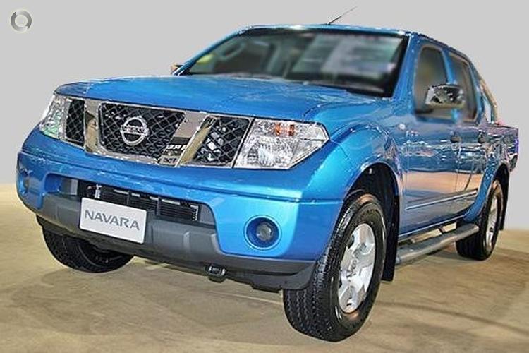 2008 Nissan Navara D40 Outlaw (Feb.)