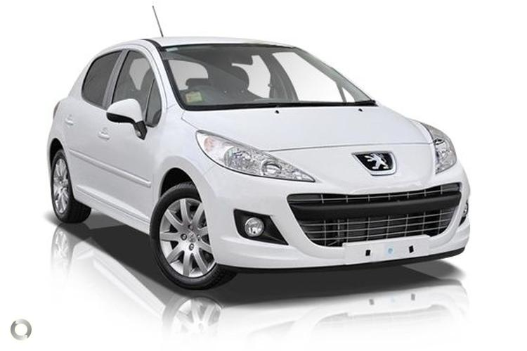 2011 Peugeot 207 A7 Series II Sportium MY10