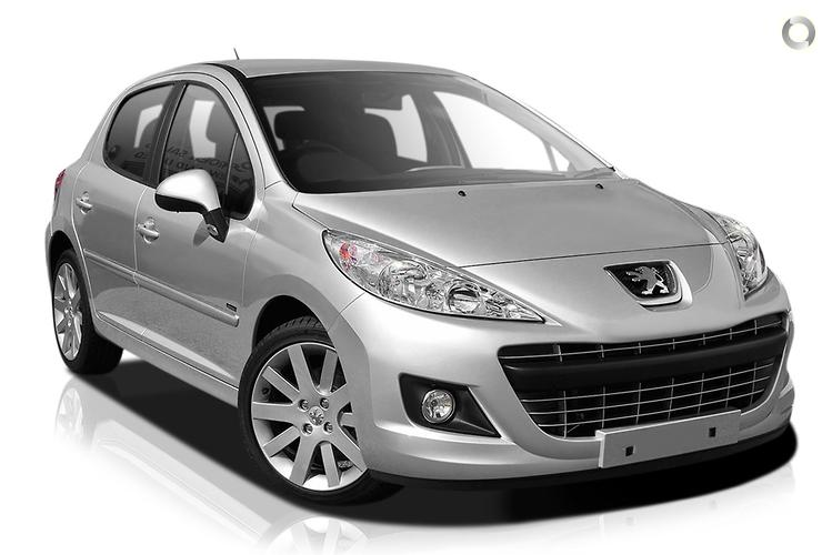 2012 Peugeot 207 A7 Series II Sportium MY12