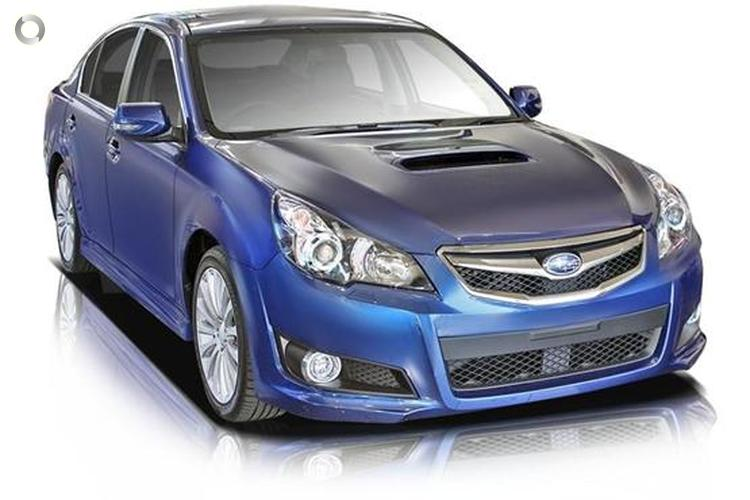 2010 Subaru Liberty GT Premium 5GEN Manual AWD MY10