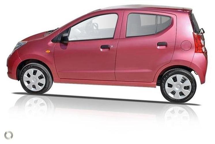 2012 Suzuki Alto GL Manual
