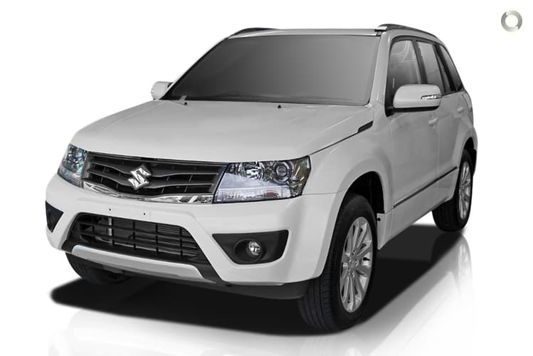 2015 Suzuki Grand Vitara JB Prestige (Aug. 2012)