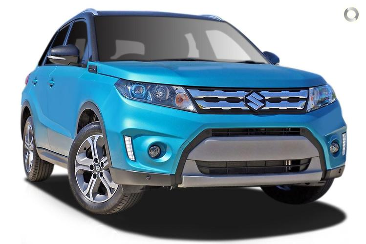 2016 Suzuki Vitara LY GLX Sports Automatic ALLGRIP (Jun. 2015)