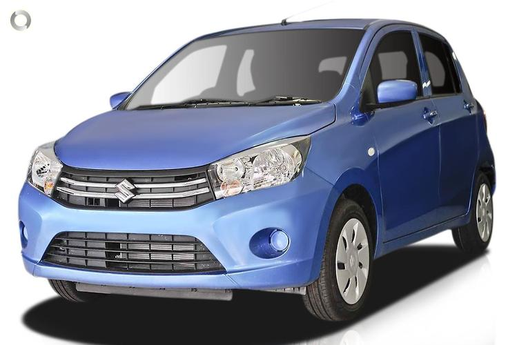 2018 Suzuki Celerio LF Constantly Variable Transmission (Nov. 2014)
