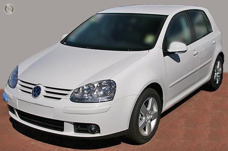 2008 Volkswagen Golf Comfortline V Auto MY08