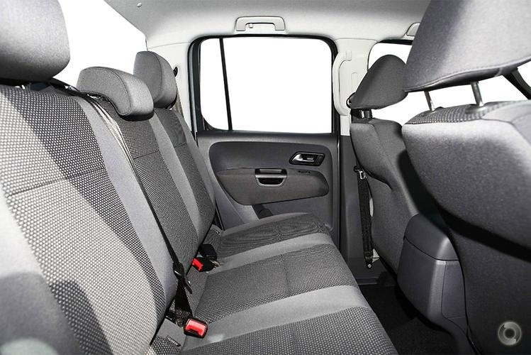2013 Volkswagen Amarok TDI400 Trendline 2H Manual 4MOT MY13 Dual Cab