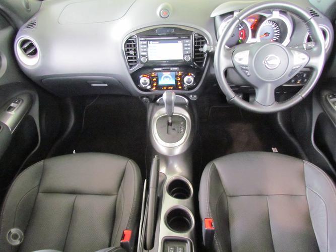 2015 Nissan JUKE Ti-S F15 Series 2 Auto AWD