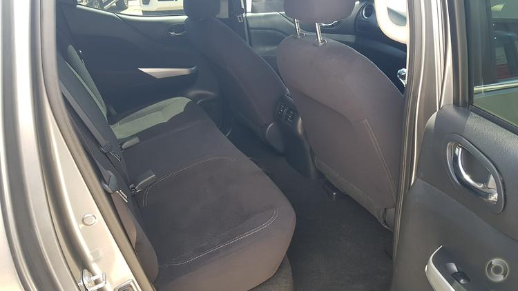 2015 Nissan Navara ST D23 Manual 4x4 Dual Cab