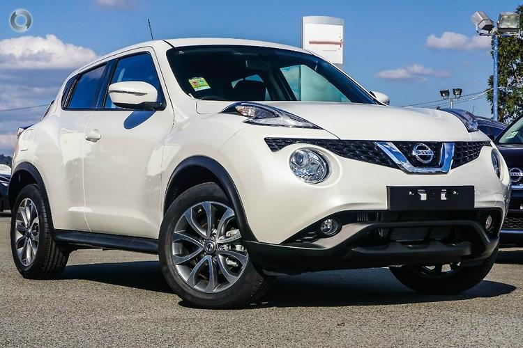 2018 Nissan JUKE ST F15 Series 2 Manual 2WD