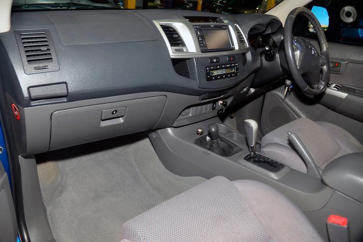 2013 Toyota Hilux SR5 Auto 4x4 MY12 Double Cab