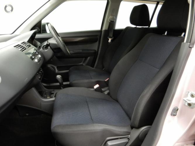 2005 Suzuki Swift Z Series Auto