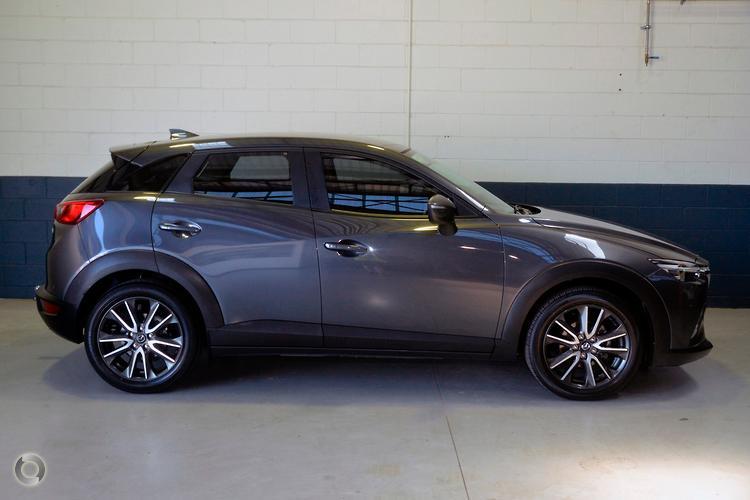 2016 Mazda CX-3 sTouring DK Manual