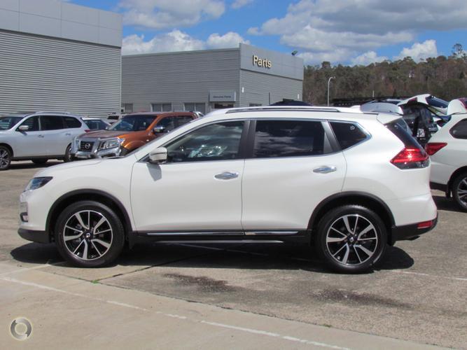 2017 Nissan X-Trail ST-L T32 Auto 4WD