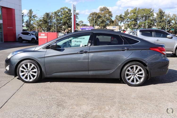 2012 Hyundai i40 Premium Auto