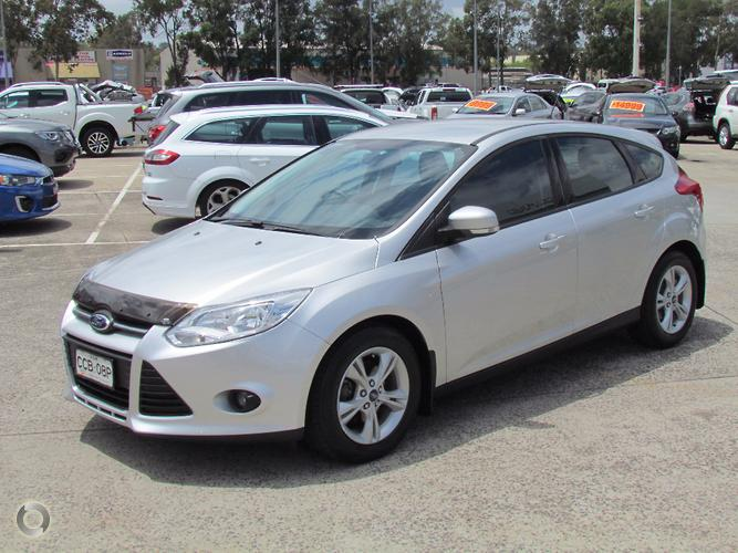 2013 Ford Focus Trend LW MKII Auto
