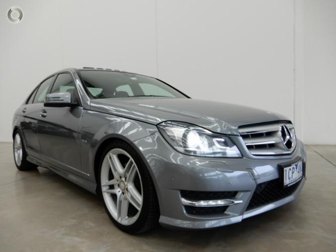 2011 Mercedes-Benz C250 CDI BlueEFFICIENCY Avantgarde Auto MY11