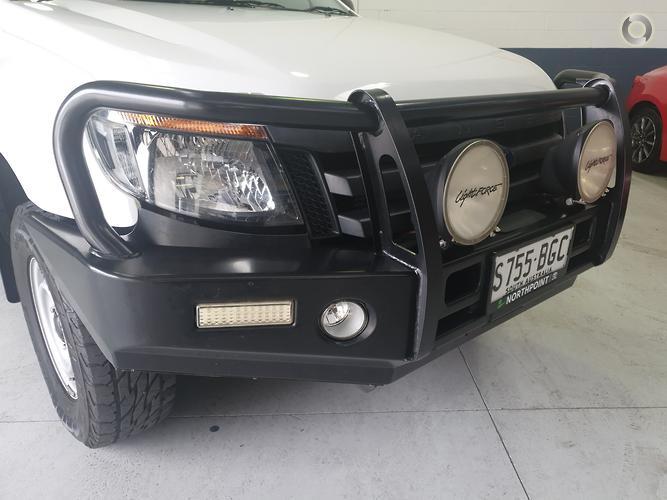 2015 Ford Ranger XL PX Manual 4x4 Super Cab