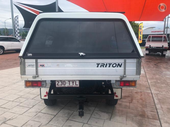 2014 Mitsubishi Triton GL MN Manual 4x2 MY15
