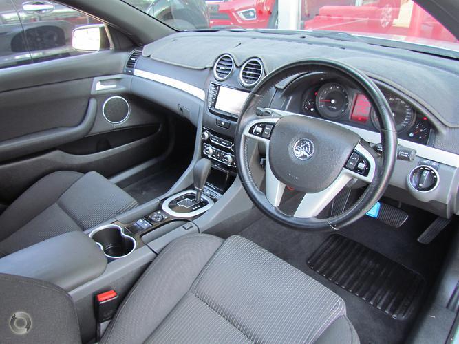 2012 Holden Ute SS VE Series II Auto MY12