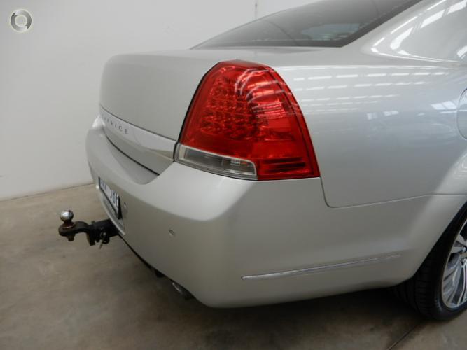 2007 Holden Caprice WM Auto