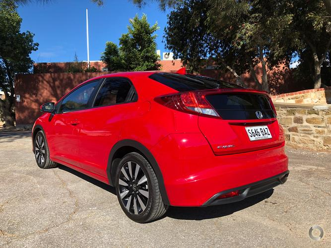 2014 Honda Civic VTi-LN Auto MY14