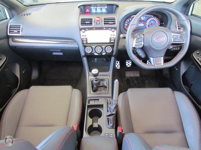 2017 Subaru WRX Premium V1 Manual AWD MY18