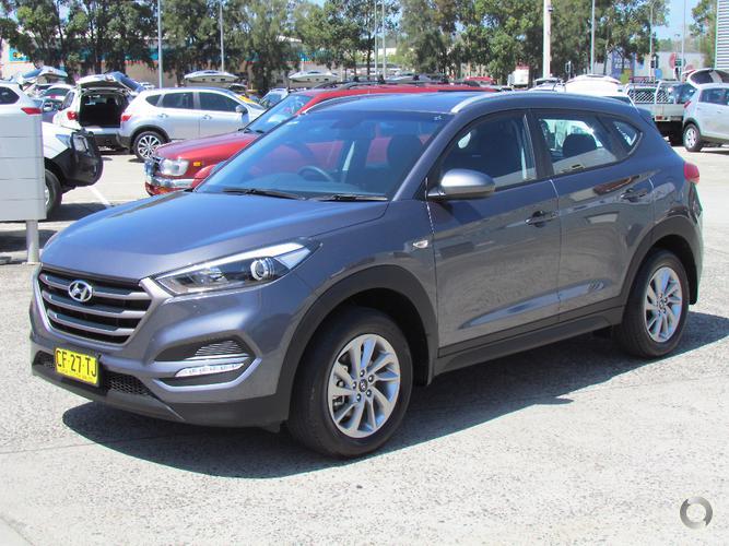 2015 Hyundai Tucson Active Auto 2WD