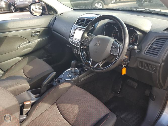2016 Mitsubishi ASX LS XC Auto 2WD MY17