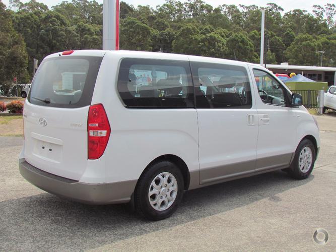 2015 Hyundai iMax Auto MY16